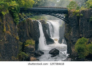The Great Falls of the Passaic River in Paterson, New Jersey