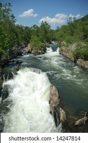 Great Falls in Virginia and Maryland
