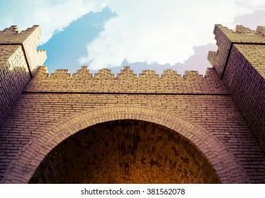 great gate of Babylon