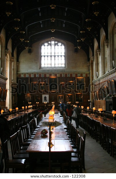 Great Hall, Oxford