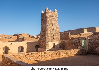 Great Mosque of Chinguetti in Mauritania