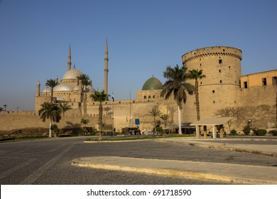 The Great Mosque of Muhammad Ali Pasha, Alabaster Mosque, Egypt, Cairo