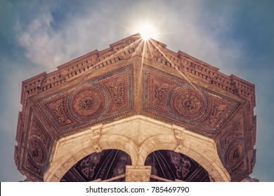 The great Mosque of Muhammad Ali Pasha or Alabaster Mosque  is a mosque situated in the Citadel of Cairo in Egypt and commissioned by Muhammad Ali Pasha between 1830 and 1848