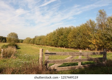 Great National Park in North Brabant in Holland