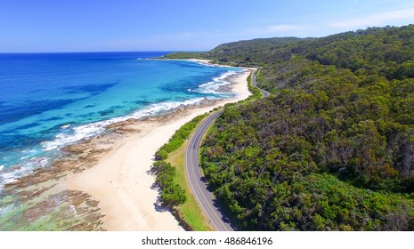 The Great Ocean Road - Victoria, Australia.