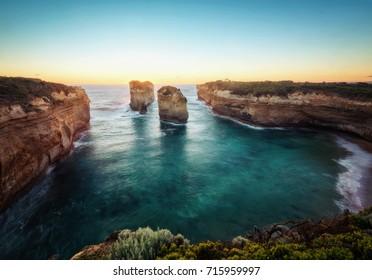Great Ocean Road Victoria Australia Island Arch
