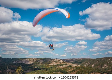 great place to do paragliding
