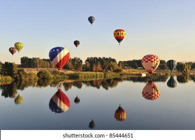 The Great Prosser Balloon Rally 2011, Washington State