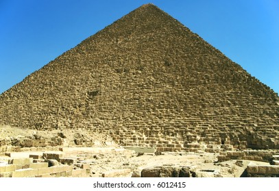 Great pyramid of Cheope, Giza, Egypt