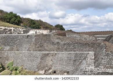 Great Pyramid of Cholula (Cholula, Puebla State, Central Mexico)