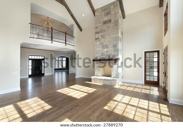 Two Story Great Room 2