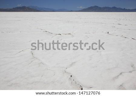 Great Salt Lake Desert Utah United Stock Photo Edit Now 147127076