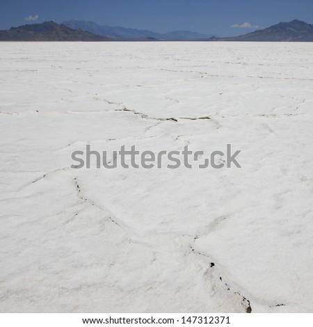Great Salt Lake Desert Utah United Stock Photo Edit Now 147312371
