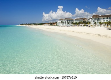 Great shot for holidays and vacation. Playa del Carmen is a great travel destination