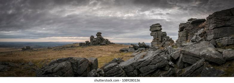 Great Staple Tors, Dartmoor