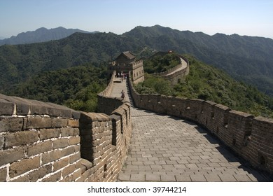 great wall, beijing china