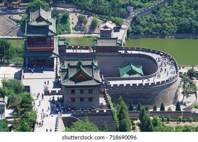 Great wall of china, Badaling section