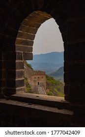 Great wall China jinshanling Beijing