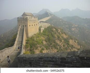The Great Wall of China at Jinshanling, Beijing