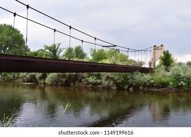 Great Western Sugar Company Effluent Flume and Bridge - Fort Collins, CO