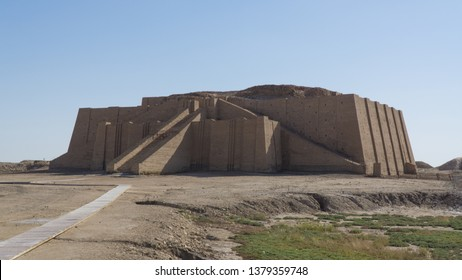 Great Ziggurat of Ur city, Iraq