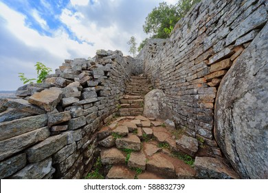 Great Zimbabwe citadel