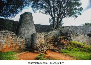 Great Zimbabwe Ruins