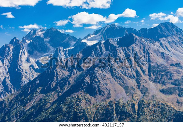Greater Caucasus is the major mountain range of the Caucasus Mountains