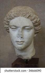 Greece, ancient Corinth, museum