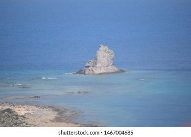 Greece Crete Balos Europe 2017
