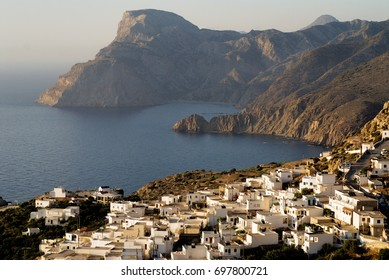 Greece, Karpathos Dodecanese islands Mesochori village