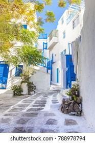 Greece Mykonos Katakolon Athens