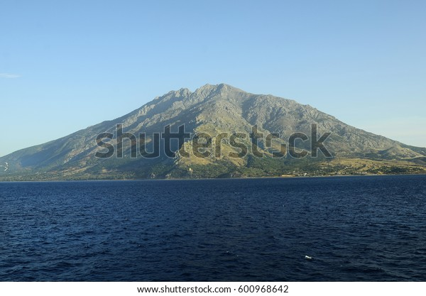 Greece, Samothrace island in aegean sea