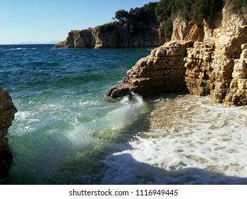 Greece, Sivota, Ionian sea