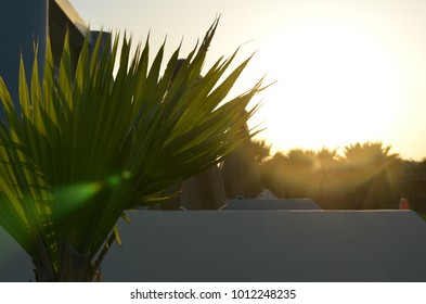 Greece Sunset Impression