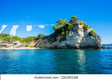 Greece, Zakynthos, Cameo island perfect wedding location