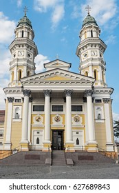 Greek Catholic Holy Cross Cathedral, Uzhhorod
