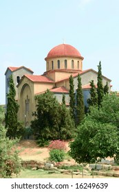 the greek church in Athens
