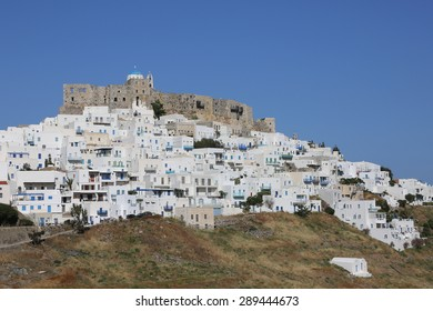 the greek island Astypalea