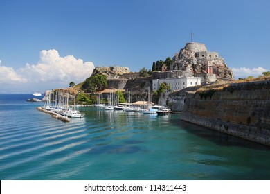 The Greek Island of Corfu