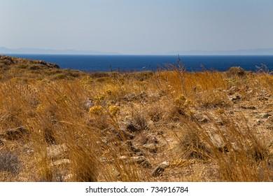 Greek island of Syros, Cyclades