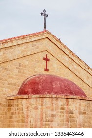 Greek Orthodox Basilica of Saint George, Madaba, Madaba Governorate, Jordan
