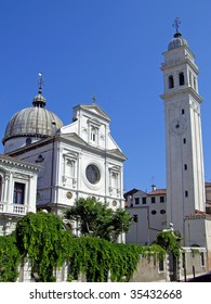 Greek Orthodox Cathedral of St. George in Venice, Italy