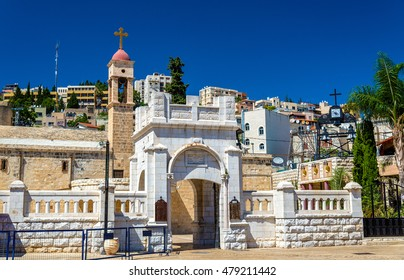 Greek Orthodox Church of the Annunciation in Nazareth - Israel