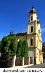 The Greek Orthodox Church in Bardejov, Slovakia
