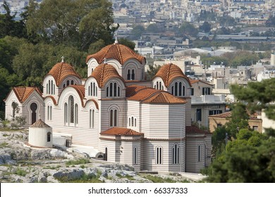 greek orthodox church, Greece, Athens, Europe