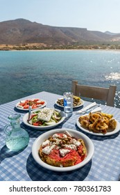 Greek ouzo summer
