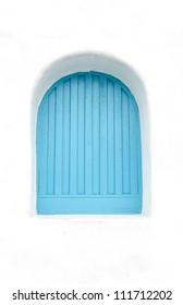 Greek Style windows