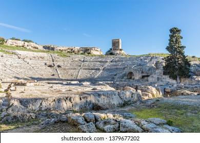 Greek Theatre of Syracuse Sicily