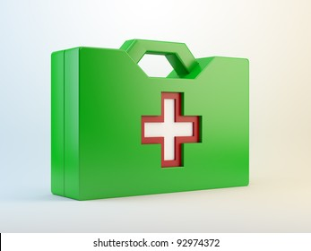 Green aid kit - health care